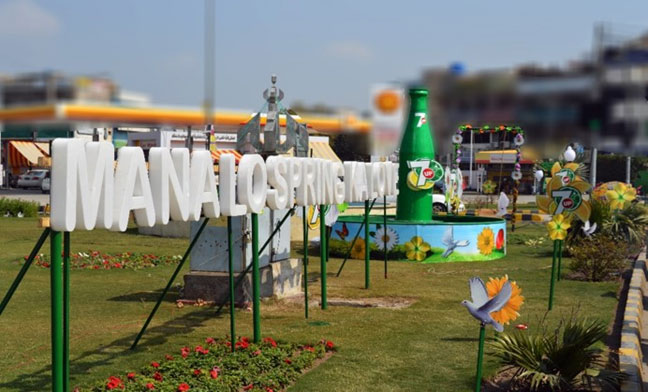7-UP Jashn-e-Baharan Campaign  becoming talk of the town
