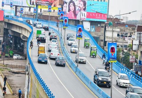 Lahore – Jinnah Bridge