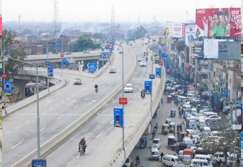Gujranwala – City Flyover