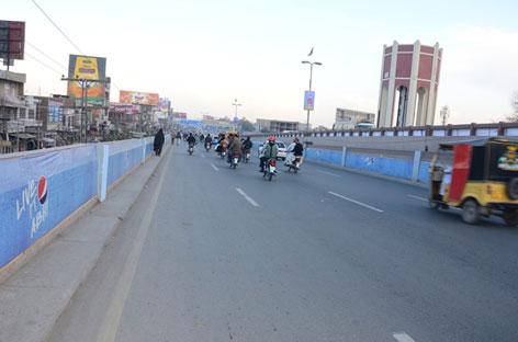 Faisalabad – Abdulahpur Bridge